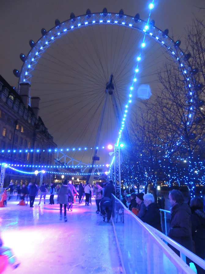 Eyeskate Ice Rink