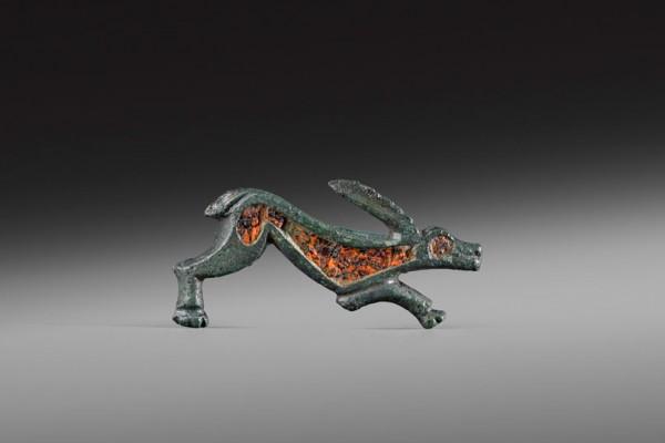 Rupert Wace Ancient Art Bounding hare