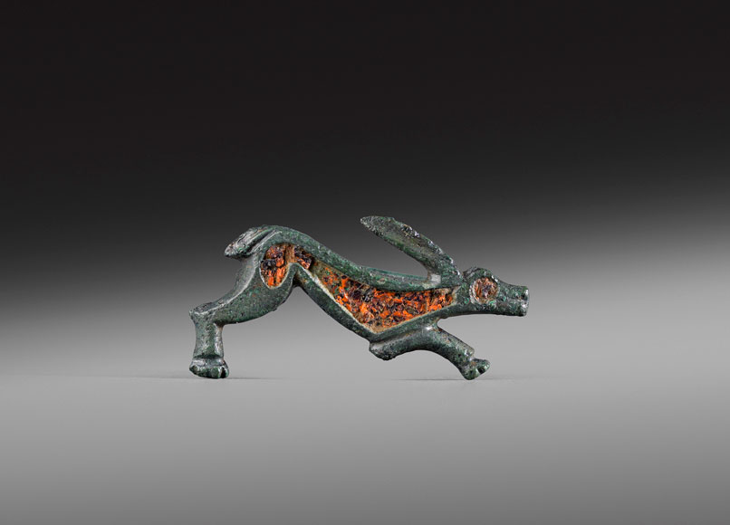 Rupert Wace Ancient Art Bounding hare