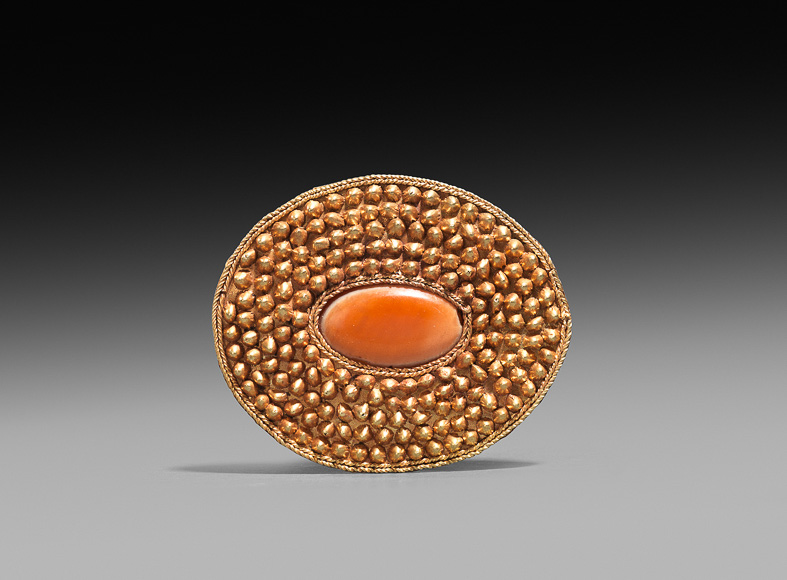 Rupert Wace Ancient Art_Parthian brooch 3