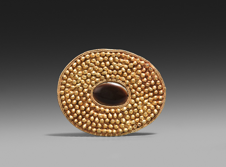 Rupert Wace Ancient Art_Parthian brooch 4