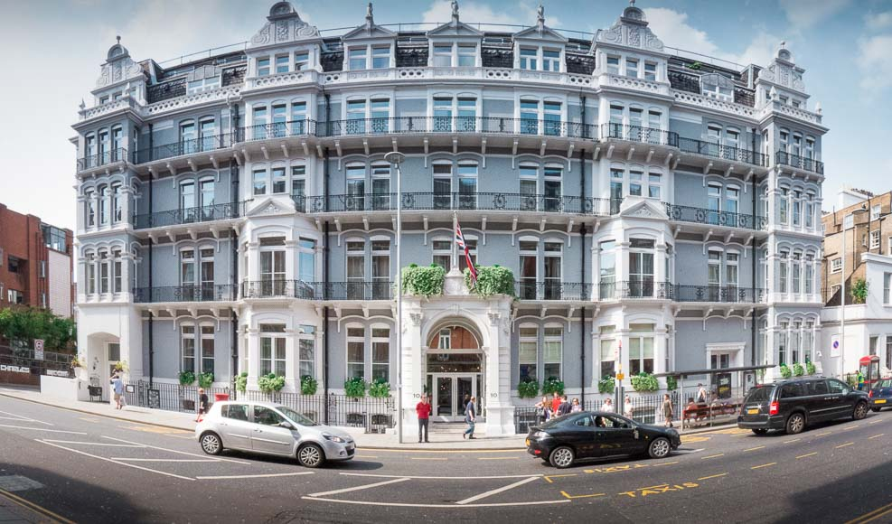 The Ampersand Hotel South Kensington exterior