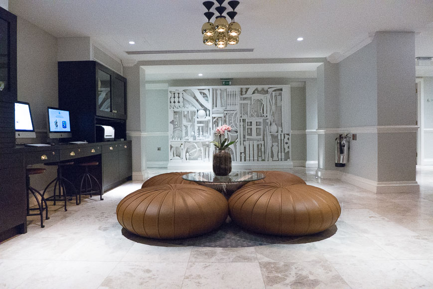 The Ampersand Hotel South Kensington art