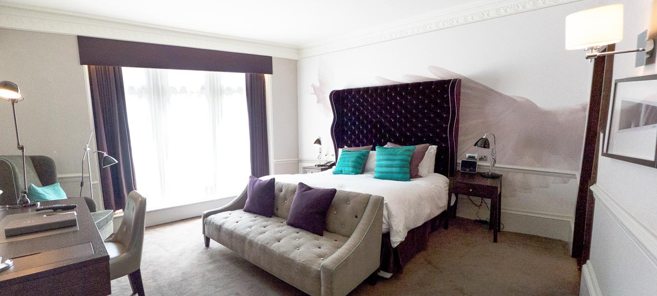 The Ampersand Hotel South Kensington room