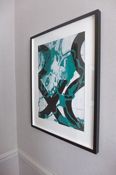 The Ampersand Hotel South Kensington artwork