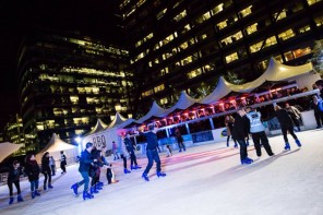 Ice skating, winter cocktails and smoked meat at The Tasting Room