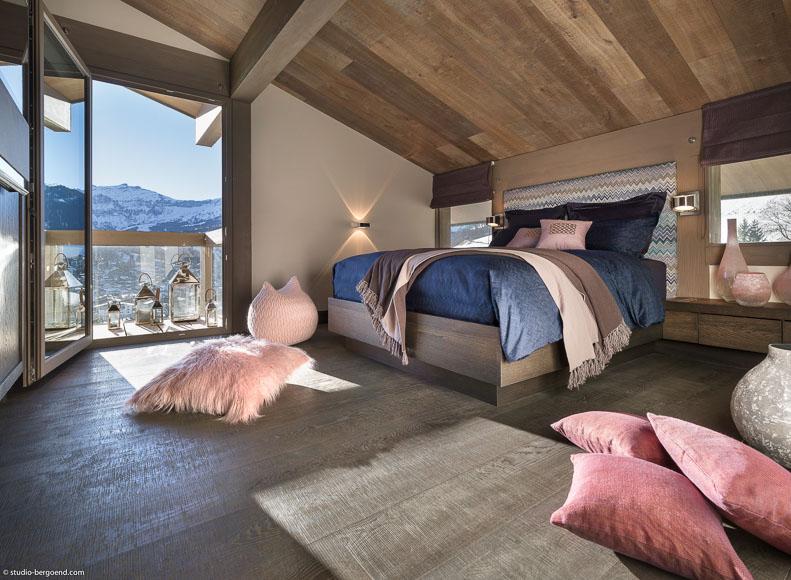 Chalet Mont Blanc Megeve