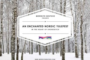 An Enchanted Nordic Yulefest by Meredith Bespoke