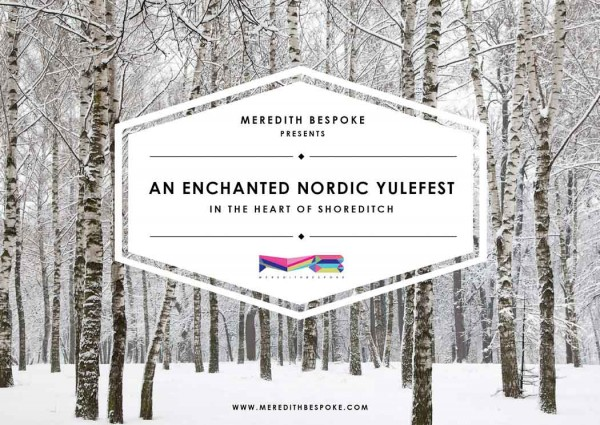 Nordic Yulefest by Meredith Bespoke