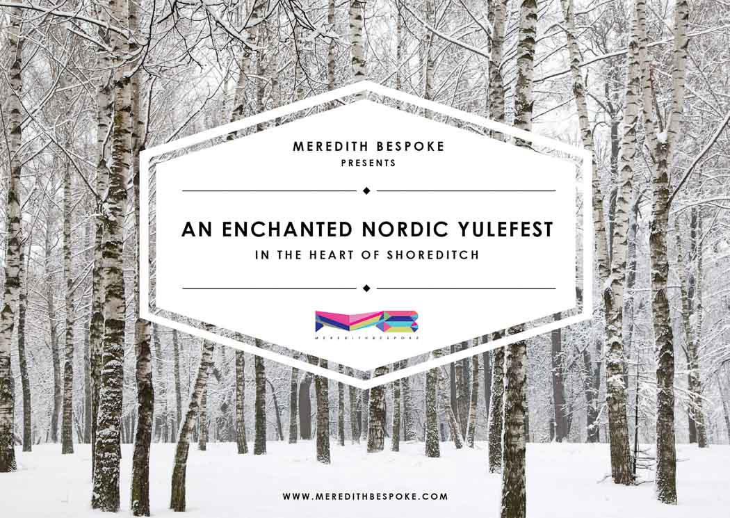 Nordic Yulefest by Meredith Bespoke