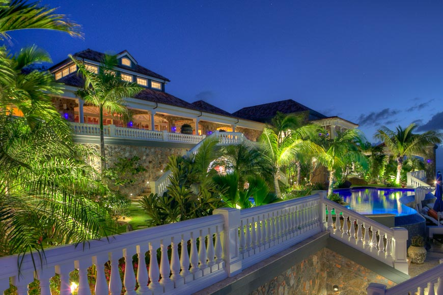 Villa Whydah_13_PLA_Blue Ocean Photography_RearEve