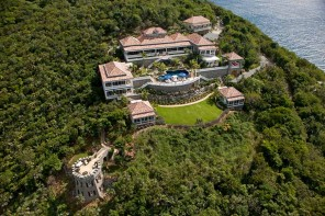 Pirate-Themed Caribbean Mansion 'Villa Whydah' Goes on Auction