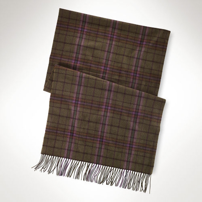 Winter Fashion Must-Haves for 2014-2015_Ralph Lauren scarf