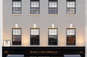 Farringdon's little secret at Bird of Smithfield