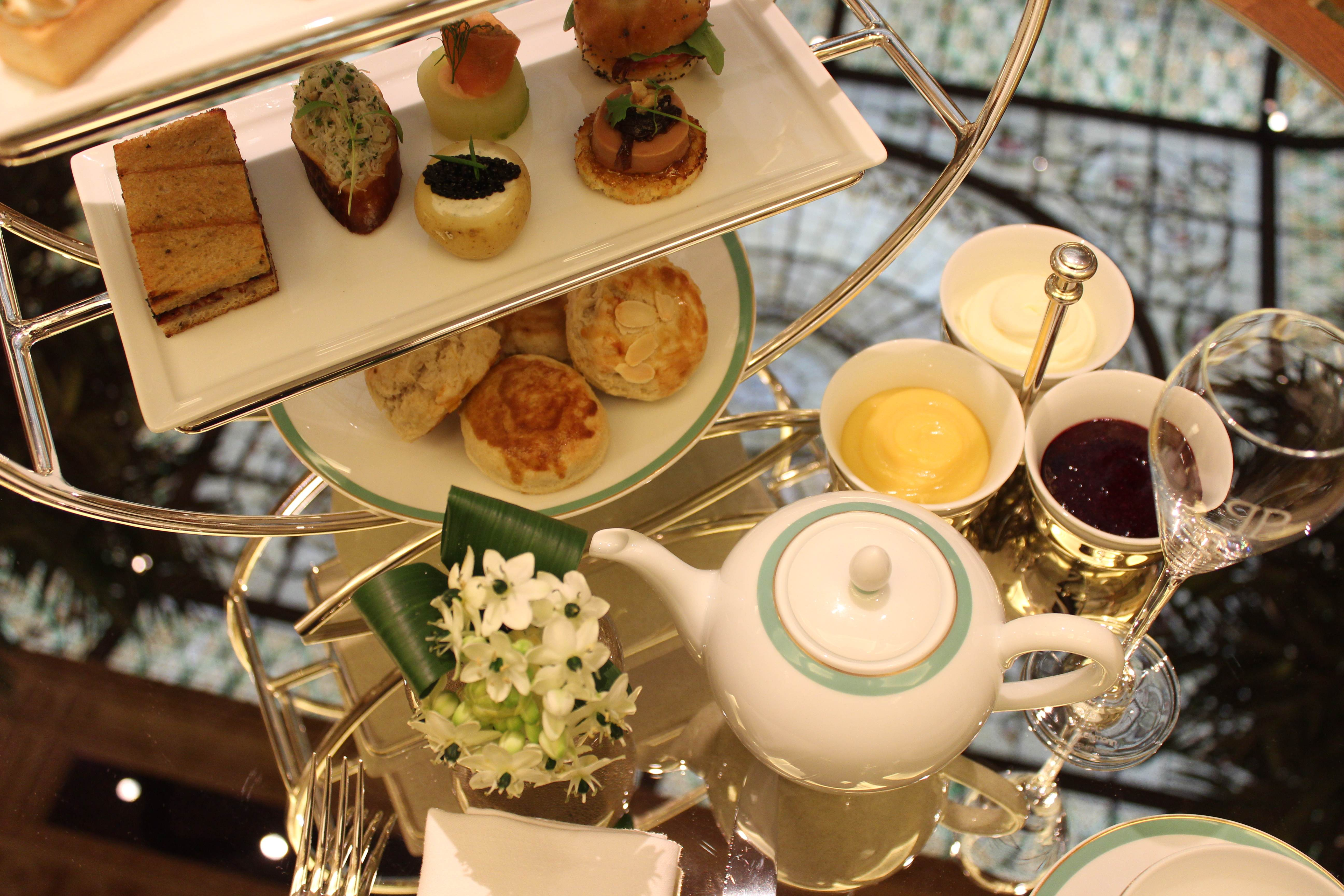 Afternoon Tea - Photo Credit: Margaret Zakarain