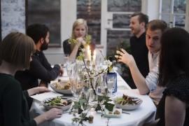 Fine dining with La Belle Assiette