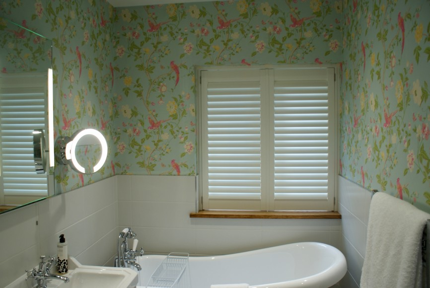 Bathroom in the Lake District at Lyth Valley